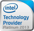 Intel® Technology Provider -  Platinum-Partner