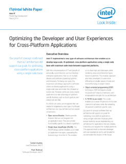 Mobile App Development: Optimizing for Cross-Platform Applications