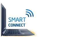 Intel® Smart-Connect-Technik