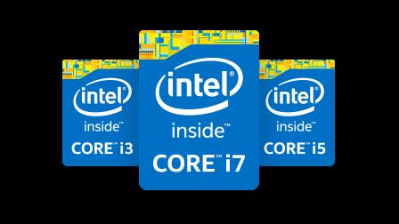 Intel Core i3/5/7