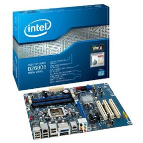 Intel® PC-Mainboard DZ68DB