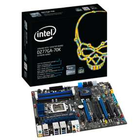 Intel® PC-Mainboard DZ77GA-70K