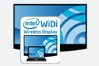 Integrierte Wireless-Display-Technik (WiDi)