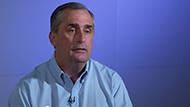 Intel's Brian Krzanich on Cloudera Collaboration